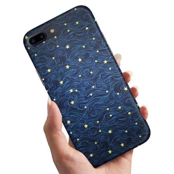 Huawei Honor 10 - Skal / Mobilskal Stjärnmönster