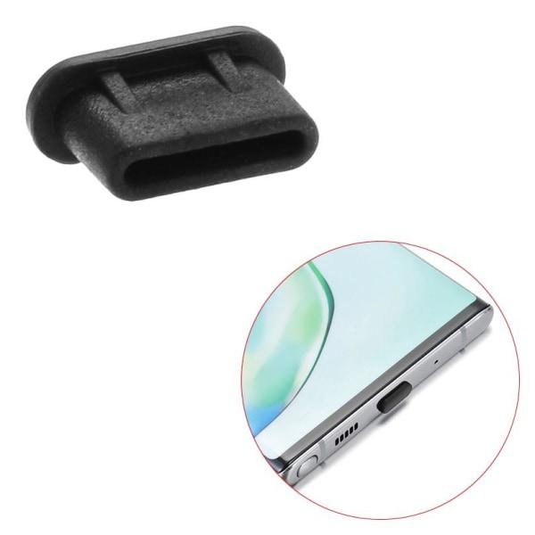 5-Pack - Dammskydd Plugg för USB-C / Typ-C