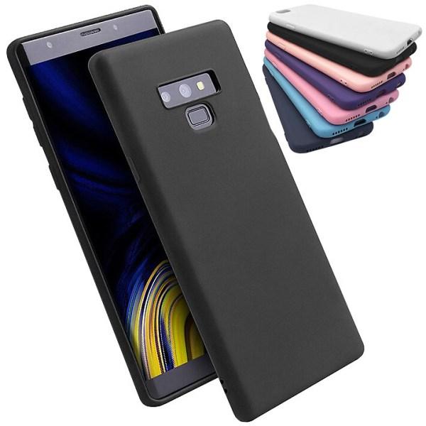 Samsung Galaxy Note 9 - Skal / Mobilskal Lätt & Tunt - Flera fär Svart