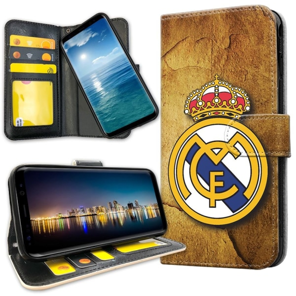 OnePlus 5T - Mobilfodral Real Madrid