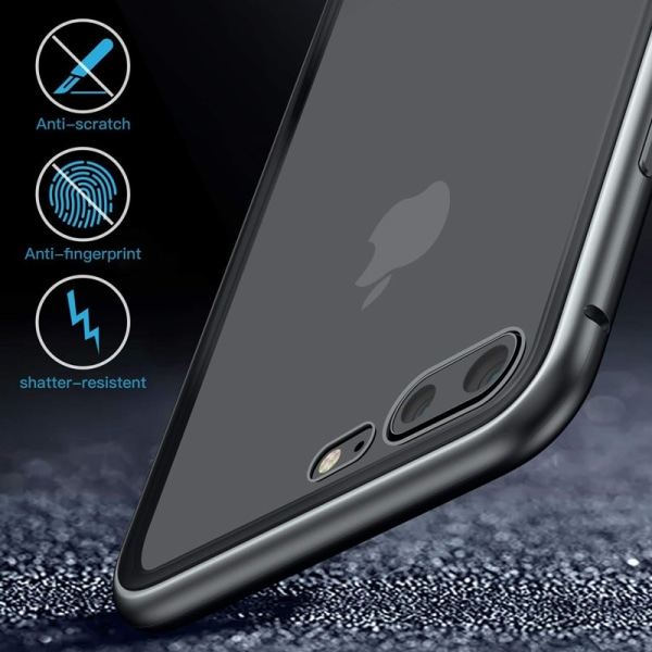 iPhone 6/6s Magnetskal / Skal / Mobilskal - 3 Färger Vit