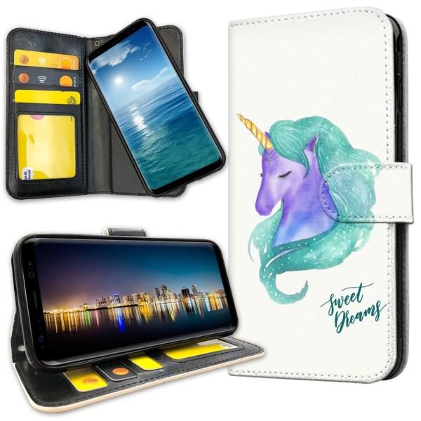 Samsung Galaxy S8 - Mobilfodral Sweet Dreams Pony