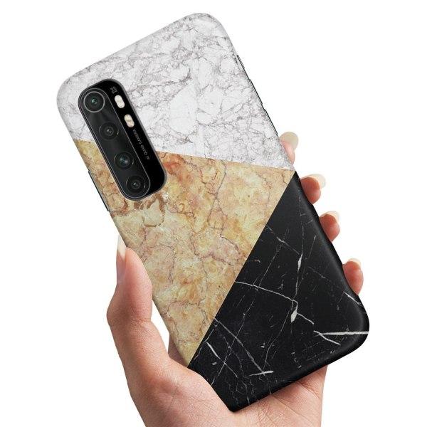 Xiaomi Mi 10T Lite - Skal / Mobilskal Marmorskivor