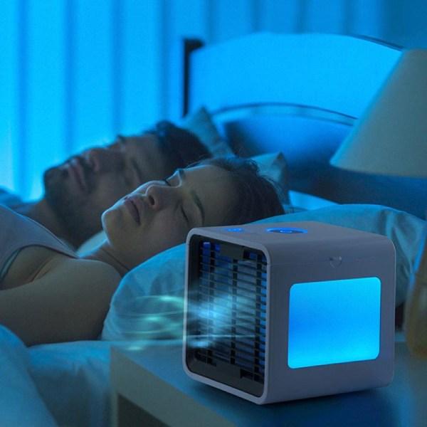 2 -pak - Luftkøler USB AC / ventilatorfugter - Luftfugter