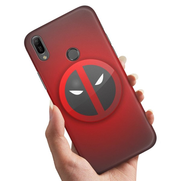 Xiaomi Mi A2 Lite - Skal / Mobilskal Deadpool Mark