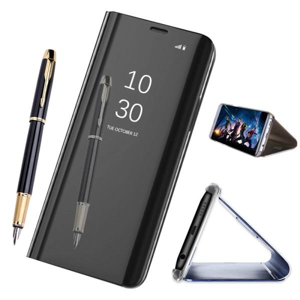 Samsung Galaxy S10 Plus - Mobilfodral / Fodral Spegel - Flera Svart