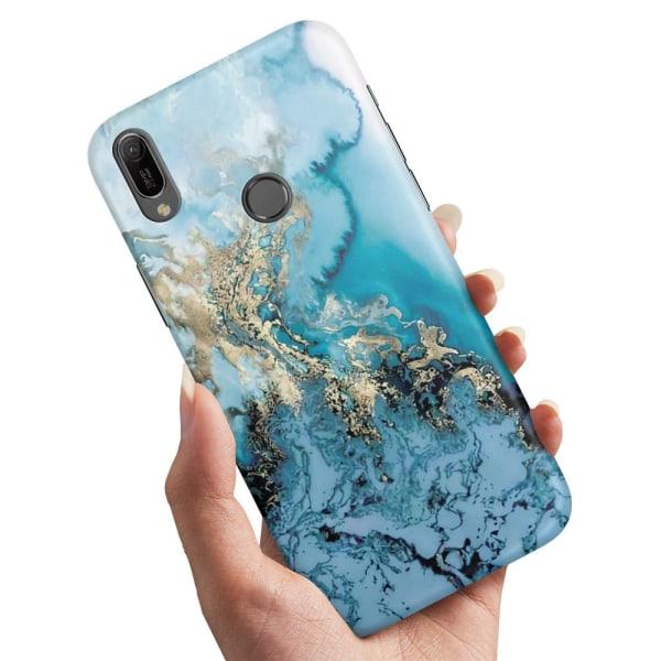 Xiaomi Mi A2 Lite - Skal / Mobilskal Konstmönster