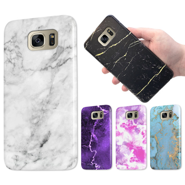 Samsung Galaxy S6 Edge Plus - Marmor Skal / Mobilskal - 60 Motiv 62