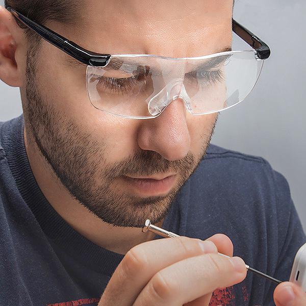 Förstoringsglasögon 60% - Förstoring - Glasögon