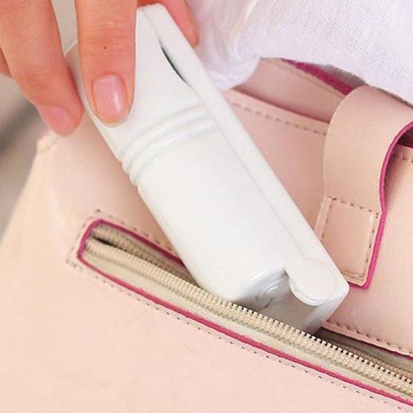 Mini Clothes Care Roller / Clothes Roller - Genanvendelig - Pink Pink