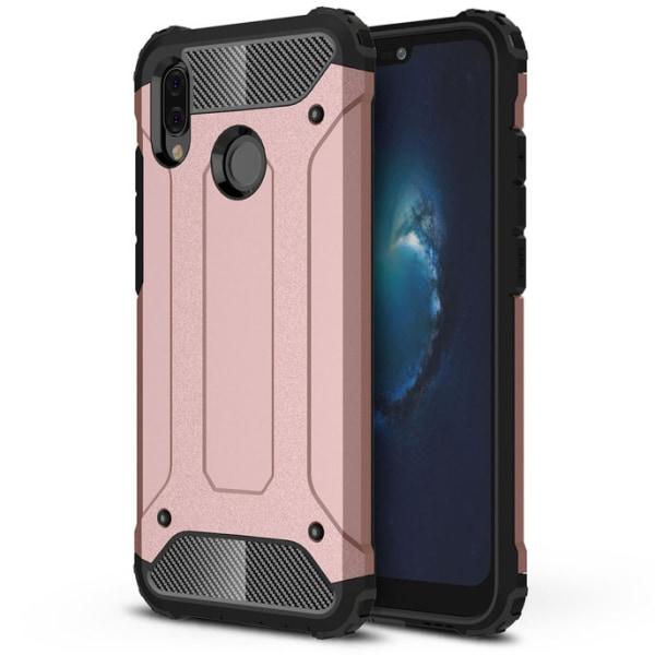 Huawei P20 Lite - Skal / Mobilskal Tough - Flera färger Rosa