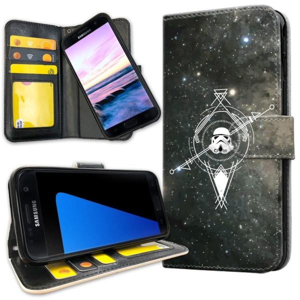 Samsung Galaxy S7 Edge - Mobilfodral Galaxkompass
