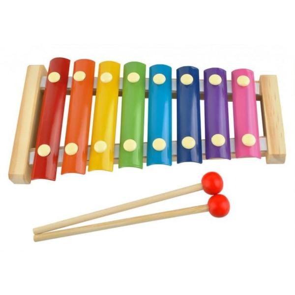 Klokke / xylofon til børn - Slagværk