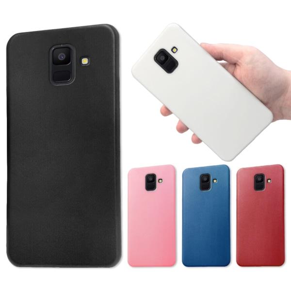 Samsung Galaxy A6 (2018) - Skal / Mobilskal - Flera färger Brun