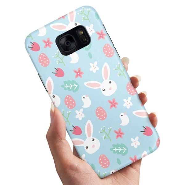 Samsung Galaxy S7 Edge - Skal / Mobilskal Kaniner
