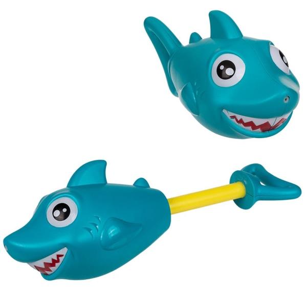Vandpistol Shark - Pistol til vand og leg