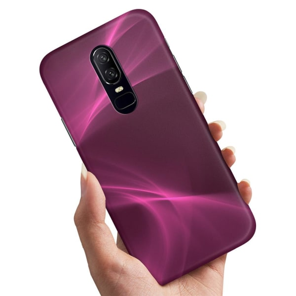 Xiaomi Mi 9T Pro - Skal / Mobilskal Purple Fog