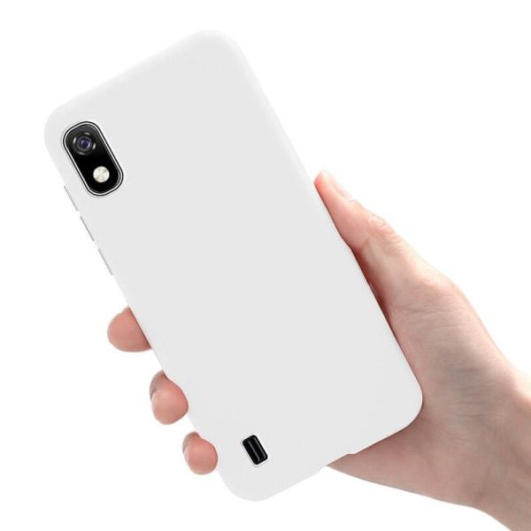Samsung Galaxy A10 - Skal / Mobilskal Lätt & Tunt - Vit Vit