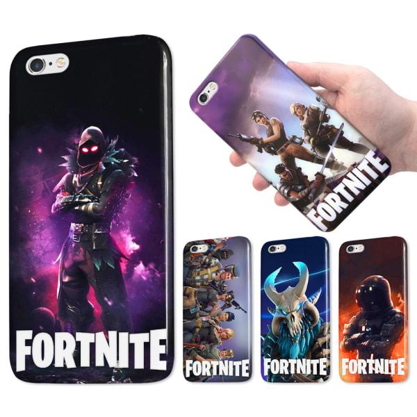 iPhone 5/5S/SE - Fortnite Skal / Mobilskal - 36 Olika Motiv 29