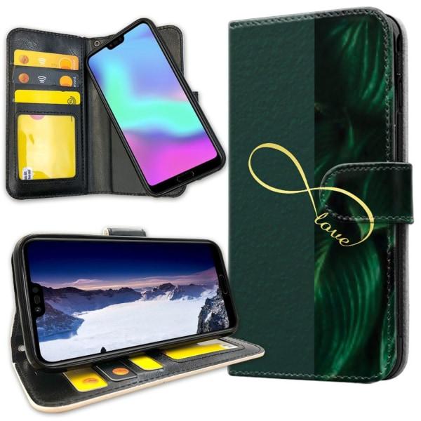 Huawei Honor 10 - Mobilfodral Infinite Love
