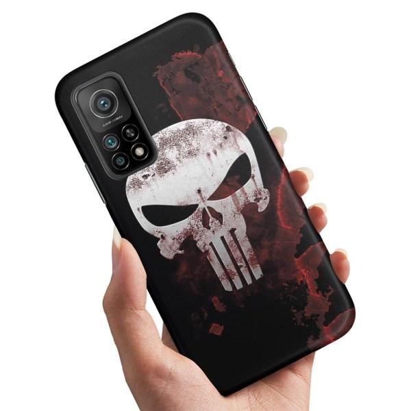 Xiaomi Mi 10T - Skal / Mobilskal The Punisher