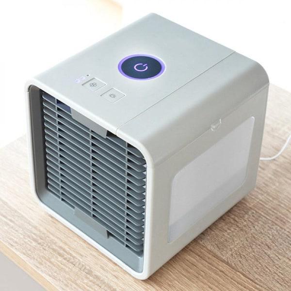 2 -Pakkaus - Ilmanjäähdytin USB AC / Fan Humidifier - Kostutin
