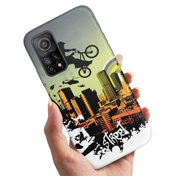 Xiaomi Mi 10T - Skal / Mobilskal Street BMX