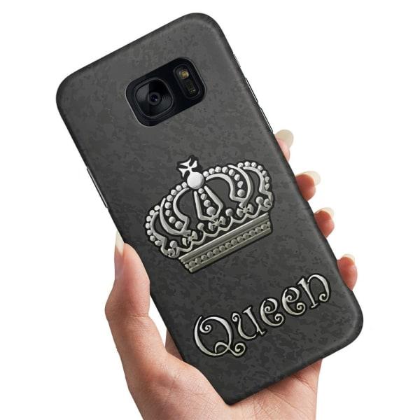 Samsung Galaxy S7 - Skal / Mobilskal Queen