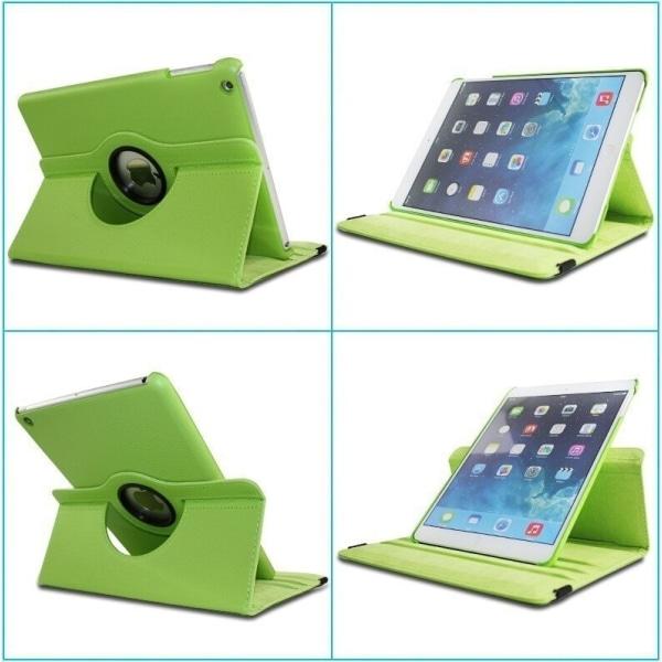 iPad 2/3/4 - Fodral / Skal - Svart Svart