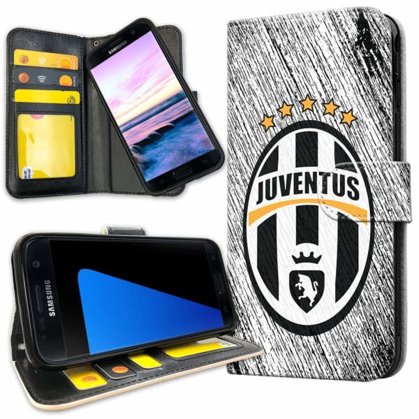 Samsung Galaxy S7 Edge - Mobilfodral Juventus