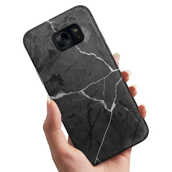 Samsung Galaxy S7 - Skal / Mobilskal Marmor