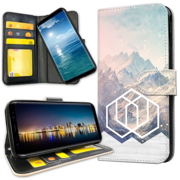 Samsung Galaxy S8 - Mobilfodral Konst Berg