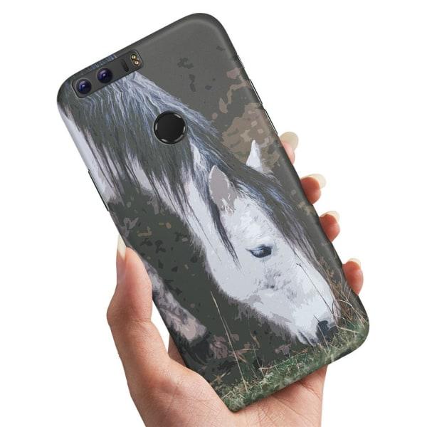 Huawei Honor 8 - Skal / Mobilskal Häst