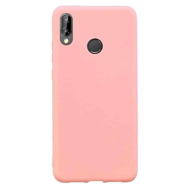 Huawei P20 Lite - Skal / Mobilskal Lätt & Tunt - Ljusrosa Ljusrosa