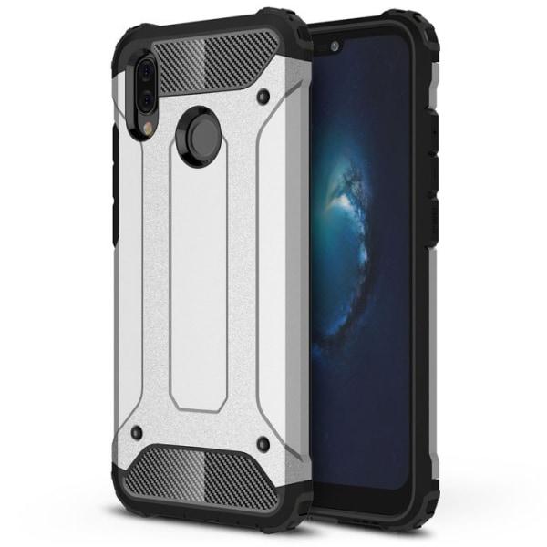 Huawei P20 Lite - Skal / Mobilskal Tough - Flera färger Silver