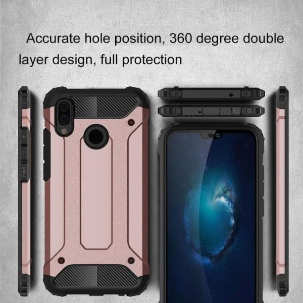 Huawei Y6 (2019) - Skal / Mobilskal Tough - Rosa Rosa