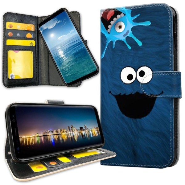 iPhone 12 - Mobilfodral Cookie Monster