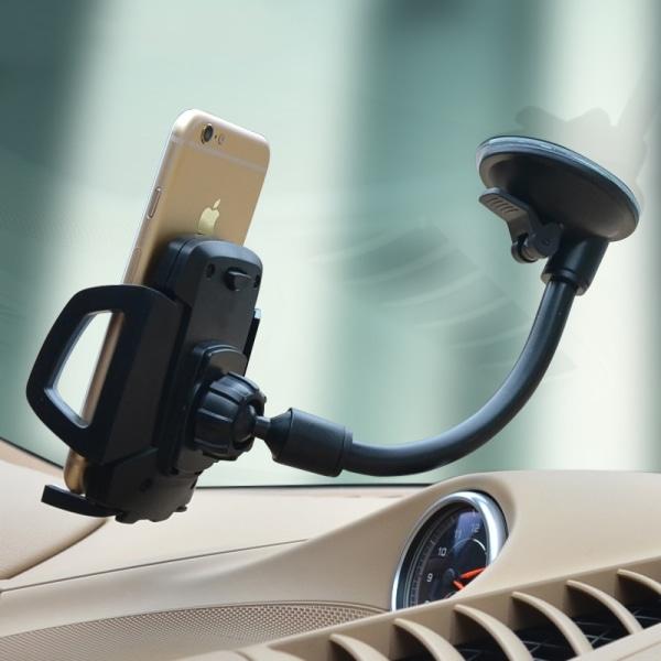 Mobilhållare / Bilhållare / Hållare till Bil - Sugkopp