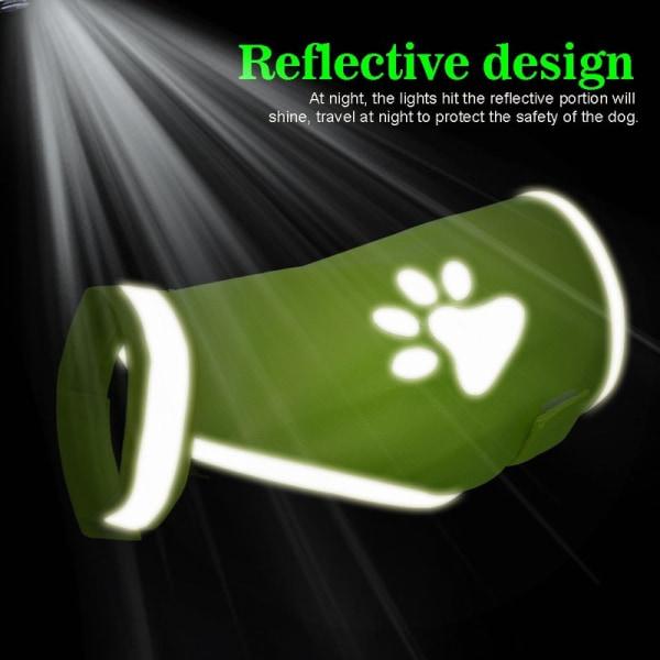 Reflexväst för Hund / Reflex - Large