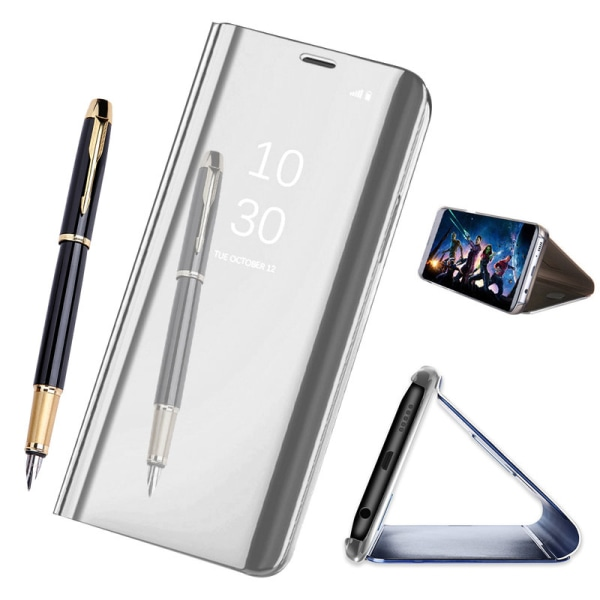 Samsung Galaxy A10 - Mobilfodral / Fodral Spegel - Flera färger Silver