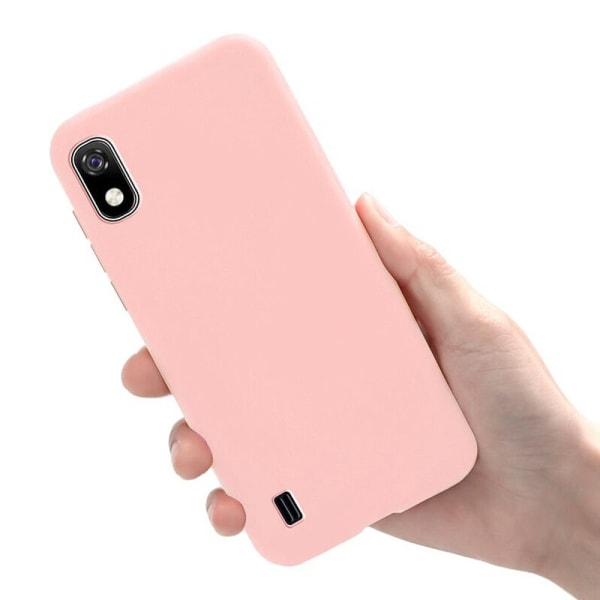 Samsung Galaxy A10 - Skal / Mobilskal Lätt & Tunt - Ljusrosa Ljusrosa