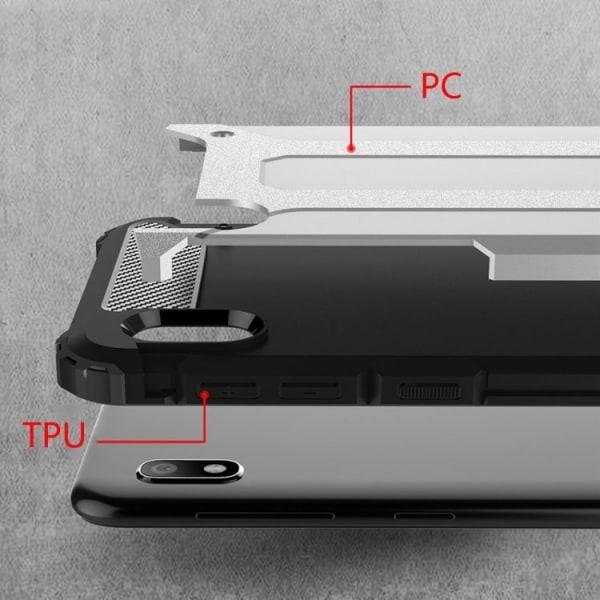 Samsung Galaxy A10 - Skal / Mobilskal Tough - Flera färger Silver