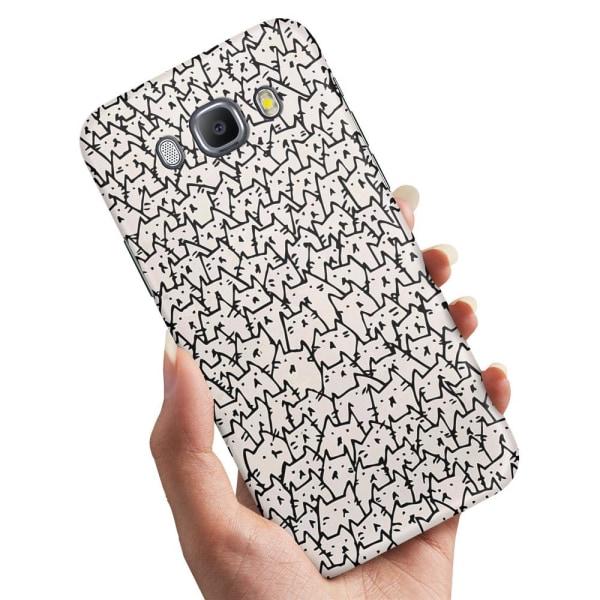 Samsung Galaxy J5 (2016) - Skal / Mobilskal Kattgrupp