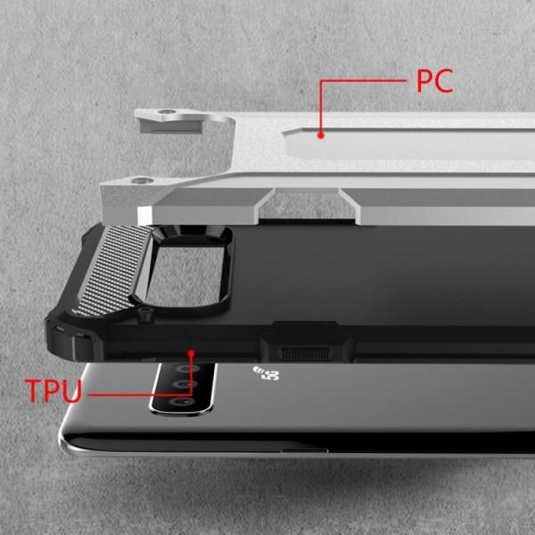 Samsung Galaxy S10 - Skal / Mobilskal Tough - Rosa Rosa