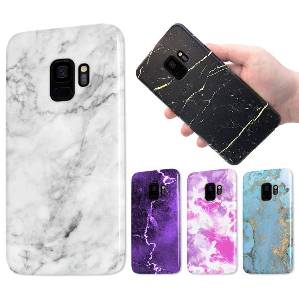 Samsung Galaxy S9 - Marmor Skal / Mobilskal - Över 60 Motiv 17