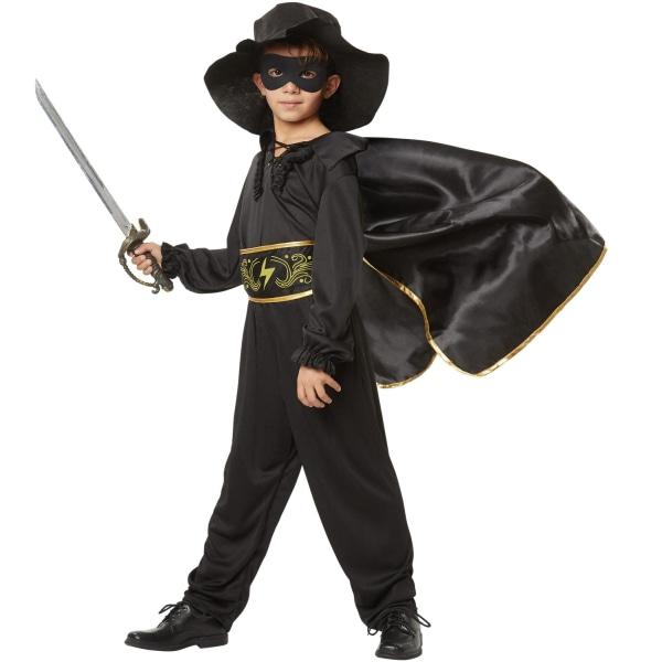 tectake Zorro Black 152