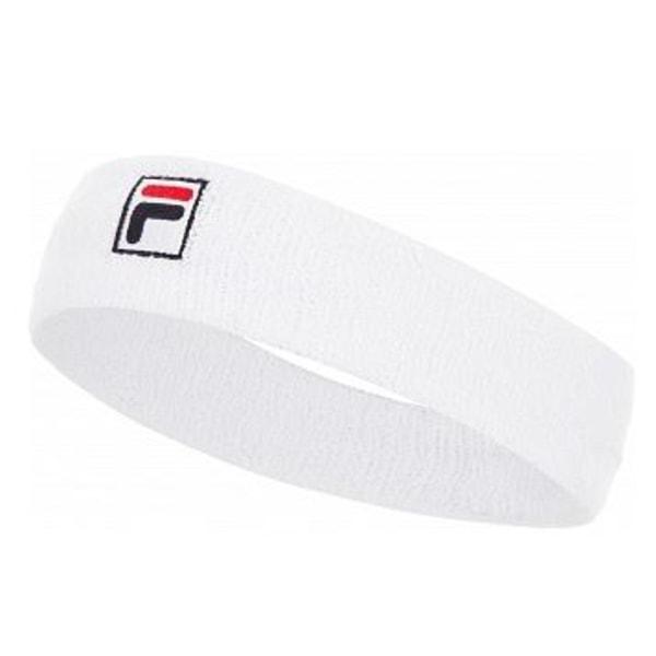 FILA Headband Flexby Vit