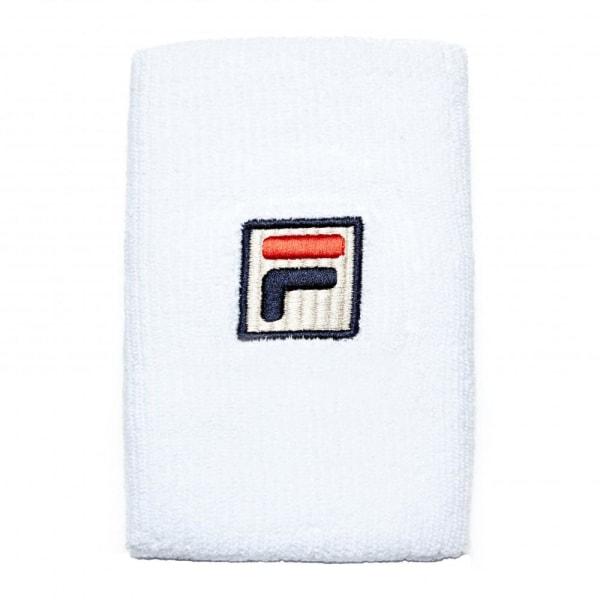 FILA Long Wristband White