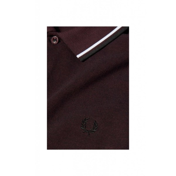 FRED PERRY Twin Tipped Shirt S
