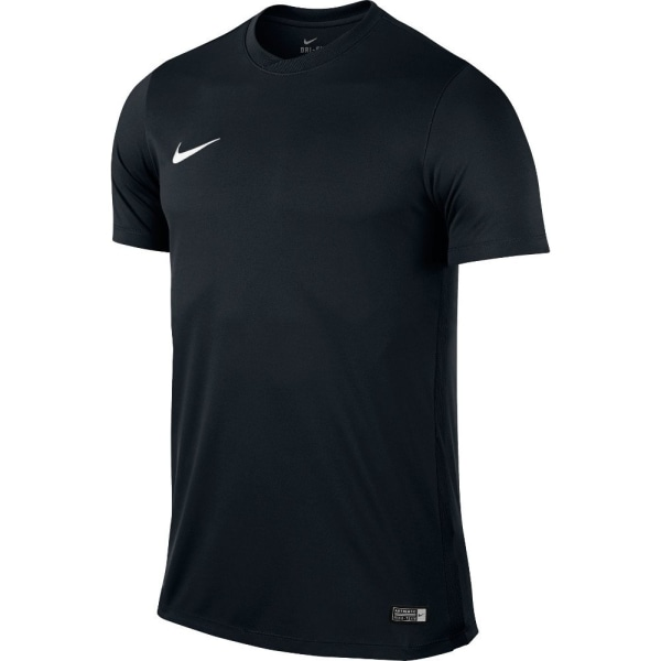 Nike Park VI Jersey Short Sleeve Svart S